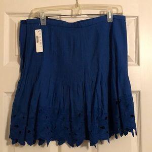 JCrew skirt. Size 8